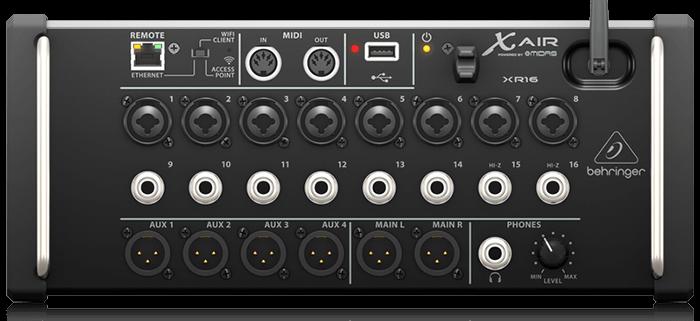 Behringer Rack Mixer XR16