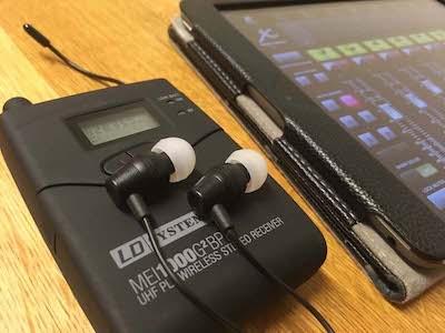 IEM Digital Mixer