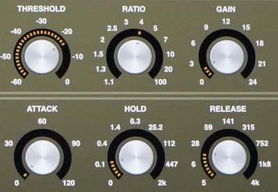 Soundcheck Signale bearbeiten