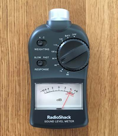 Soundcheck Monitor