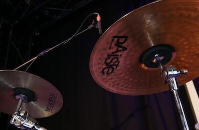 Overheadmikrofon Schlagzeug